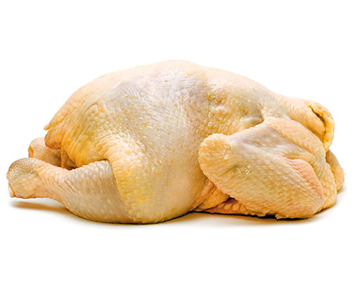 POLLO FRESCO ENTERO + DE 1,5KG